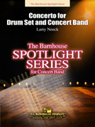 Concerto for Drum Set and Concert Band - click for larger image