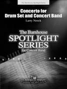 Concerto for Drum Set and Concert Band - click here