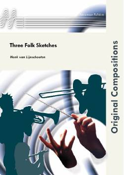 3 Folk Sketches - click here