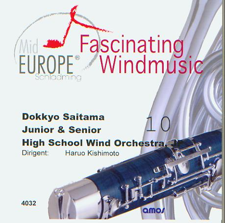 10 Mid-Europe: High School Wind Orchestra - click here