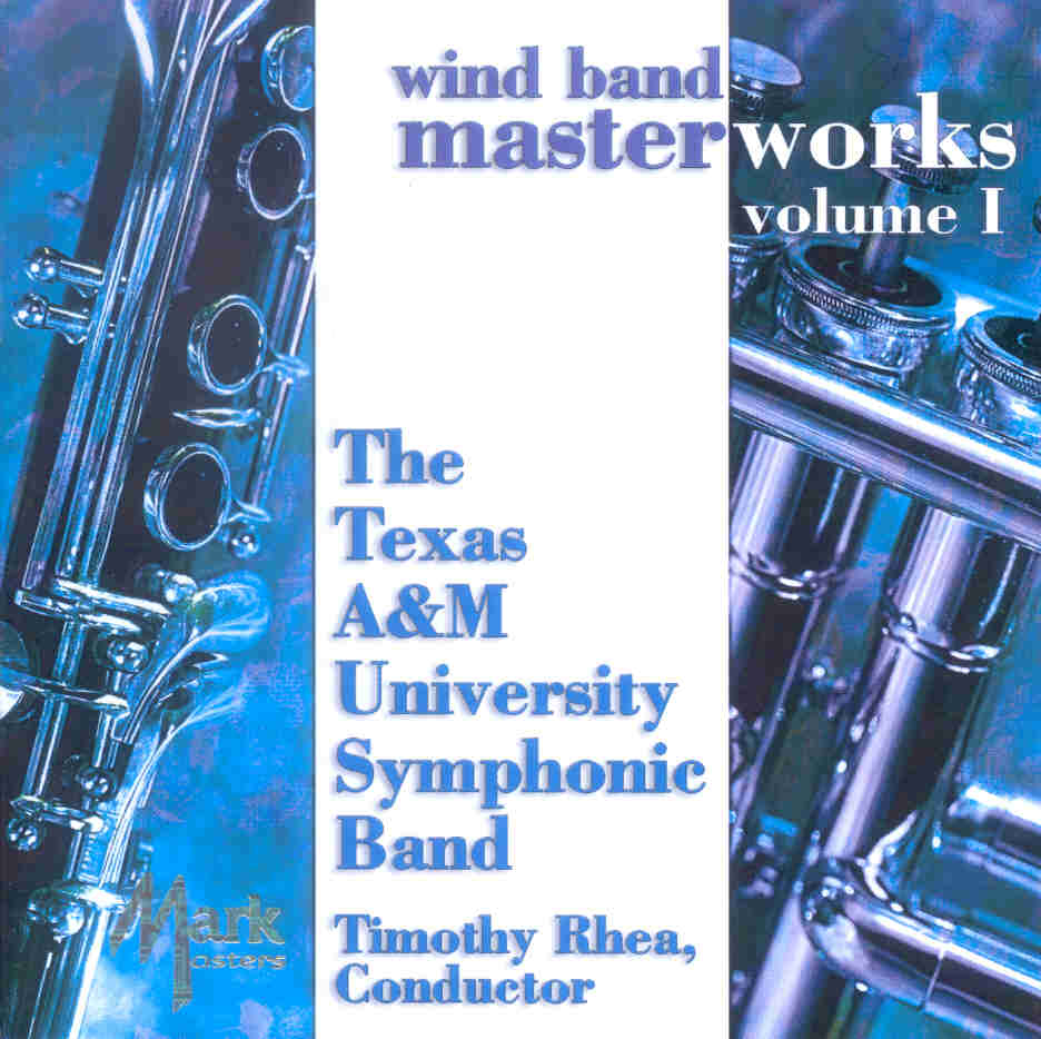 Wind Band Masterworks #1 - click here