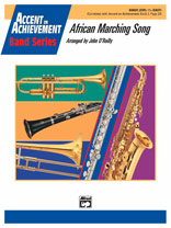 African Marching Song - click here