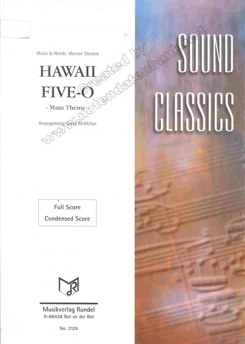 Hawaii Five O Font