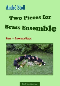 2 Pieces for Brass Ensemble - click here
