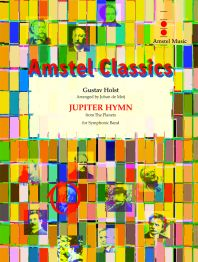 Jupiter Hymn from 'Planets' - click here