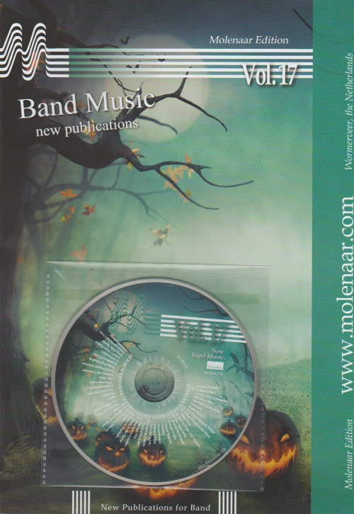 Molenaar Band Music #17 Band Music New Publications - click for larger image