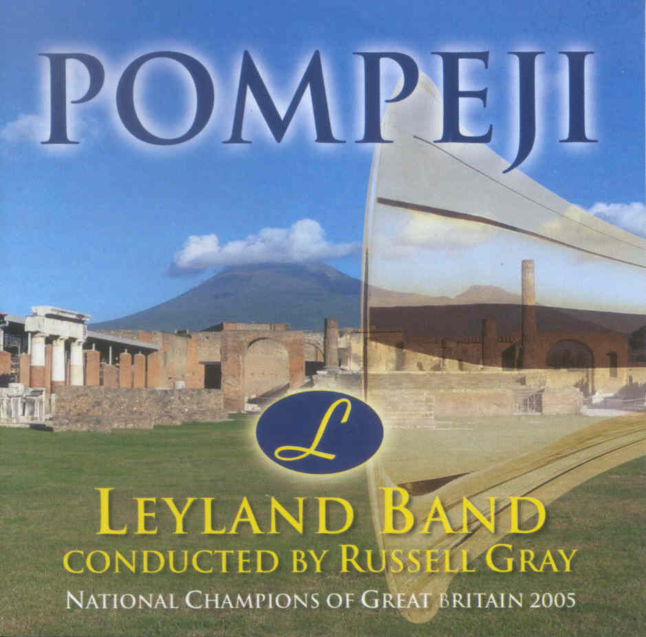 Pompeji (National Champions of Great Britain 2005) - click here