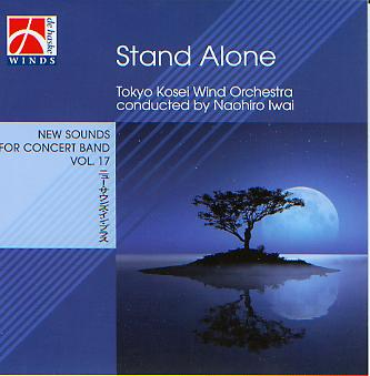 New Sounds for Concert Band #17: Stand Alone - click here