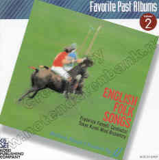 English Folk Songs - click here