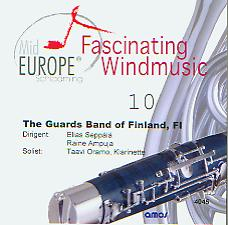 10 Mid-Europe: Guards Band of Finland, The (FI) - click here
