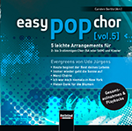 Easy Pop Chor #5: Evergreens von Udo Jürgens - click for larger image