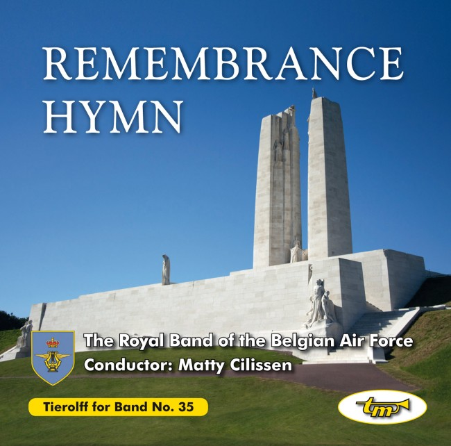 Tierolff for Band #35: Remembrance Hymn - click for larger image