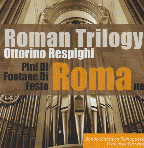 Masterpieces #27: Roman Trilogy - click for larger image