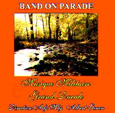 Band on Parade - click here