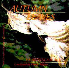 New Compositions for Concert Band #22: Autumn Leaves - click for larger image