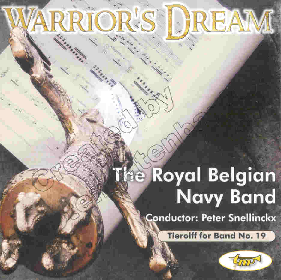 Tierolff for Band #19: Warrior's Dream - click for larger image