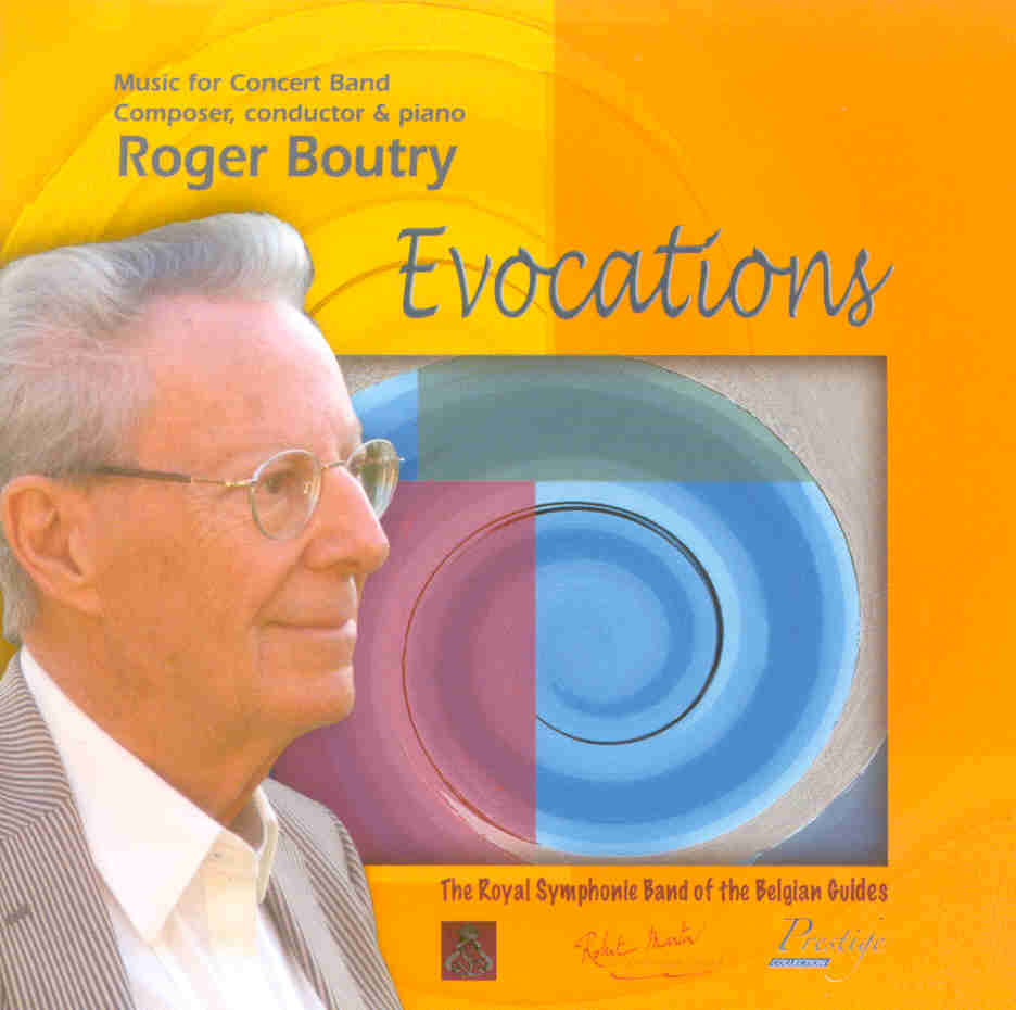 Evocations: Music from Roger Boutry - click here