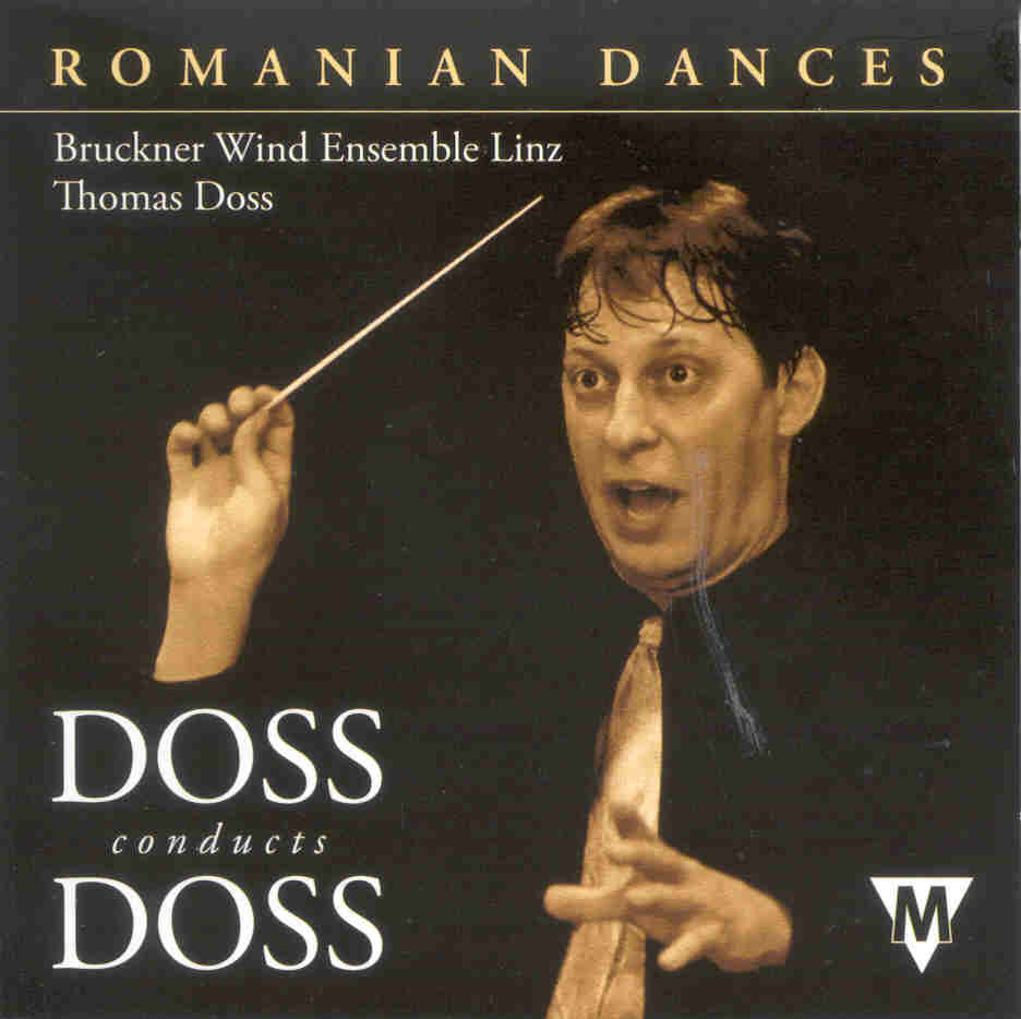 Romanian Dances: Doss conducts Doss - click here