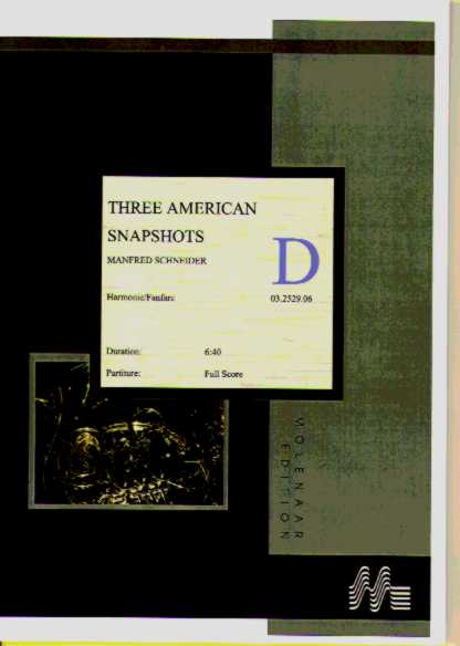 3 American Snapshots - click here