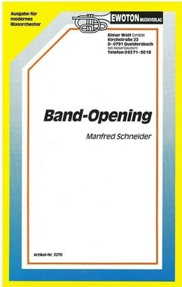 Band Opening - click here