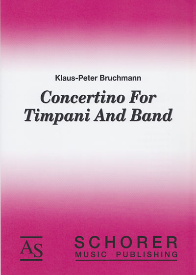 Concertino for Timpani and Band - click for larger image
