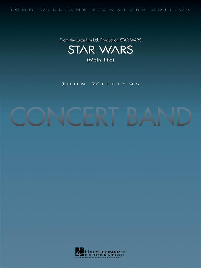 Star Wars (Main Theme) - click for larger image