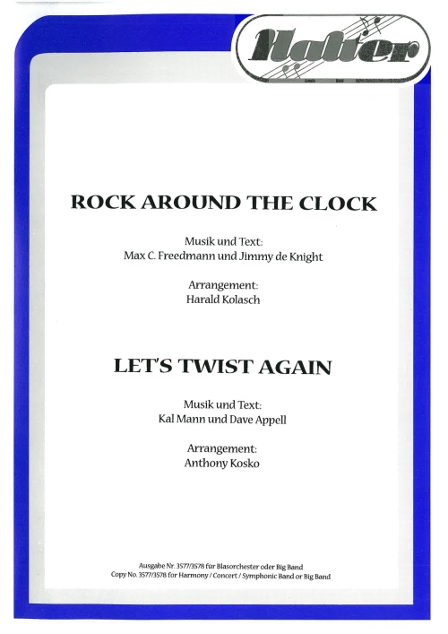 Rock around the Clock - click for larger image