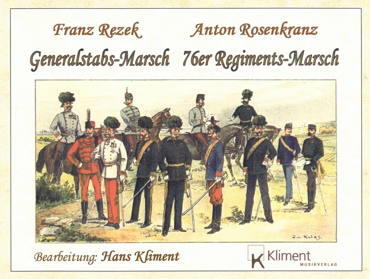 76er Regimentsmarsch - click for larger image
