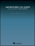 Adventures on Earth (from 'E.T. The Extra-Terrestrial') - click for larger image