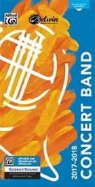 2017-10-25 Alfred 2017-2018 Concert Band - click here