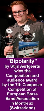 "2019-05-13 Stijn Aertgeerts wins with ""Bipolarity"" - click here"