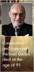 2019-03-12 Conductor Michael Gielen 91-year-old deceased - click here