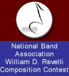 National Band Association William D. Revelli Composition Contest - click here